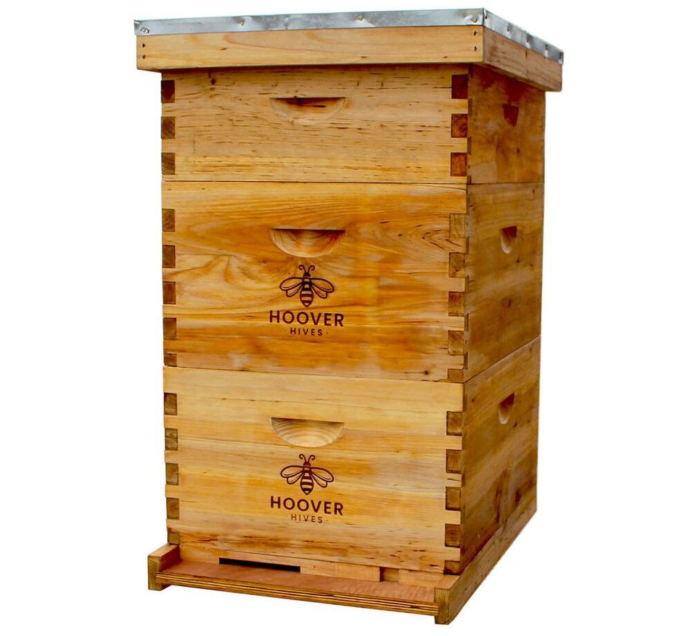 hoover hives complete langstroth